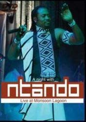 Ntando - A Night With + Bonus Cd DVD - DVDCCP2D 134