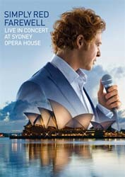 Simply Red - Farewell-Live In Concert At The Sydney Opera House DVD - DVDEMCJ 6622