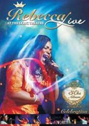 Rebecca - Live At The Lyric Theatre DVD - DVDFLY 593