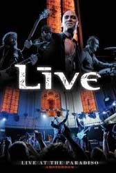 Live - Live At The Paradiso (Dvd) DVD - DVDJUST 006