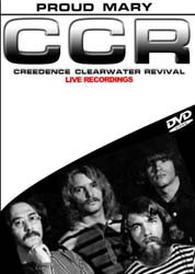 Creedence Clearwater Revival - Proud Mary DVD - DVDMW 02
