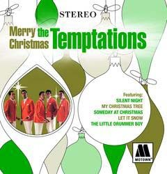 The Temptations - Merry Christmas CD - 06007 5322437