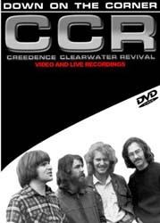 Creedence Clearwater Revival - Down On The Corner DVD - DVDMW01