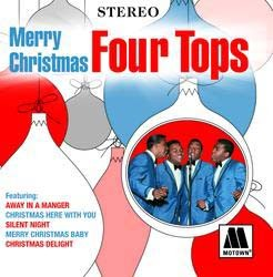 Four Tops - Merry Christmas CD - 06007 5322528