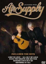 Air Supply - An Evening With - Air Supply CD - DVDPT805