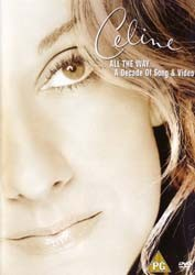 Céline Dion - All The Way: A Decade Of Song And Video DVD - DVDSM005