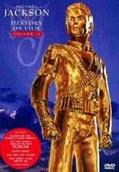 Michael Jackson - History On Film Vol 2 DVD - DVDSM007