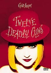 Cyndi Lauper - 12 Deadly Cyns...And Then Some DVD - DVDSM064