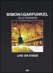 Simon And Garfunkel - Old Friends Live On Stage DVD - DVDSM087