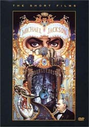 Michael Jackson - Dangerous - The Short Films DVD - DVDSM091