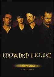 Crowded House - Dreaming - The Videos DVD - DVDST 1224