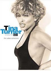 Tina Turner - Simply The Best Video DVD - DVDST 1226