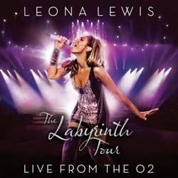Leona Lewis - The Labyrinth Tour - Live At The O2 CD+DVD - DVRCA7294