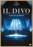 Il Divo - Live In London DVD - DVRCA7339