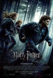 Harry Potter 7 (Deathly Hallows Part 1) 2 Disc DVD - DY28806 DVDW