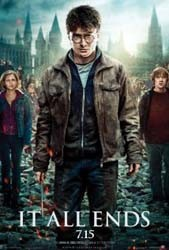 Harry Potter 7 (Deathly Hallows Part 2)-2 Disc DVD - DY28818 DVDW