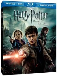 Harry Potter 7 (Deathly Hallows Part 2) 2 Disc Blu-Ray - DY30447 BDW