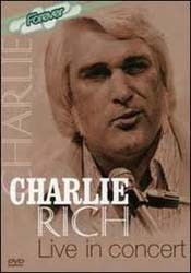 Charlie Rich - Live In Concert DVD - DYNDVD2022