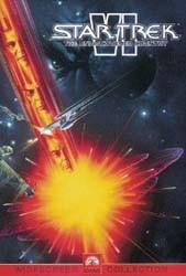 Star Trek VI- Undiscovered Country Special Edition DVD - E1110401 DVDP