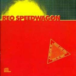 Reo Speedwagon - A Decade Of Rock And Roll 1970-1980 CD - E2K36444