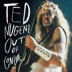 Ted Nugent - Out Of Control CD - E2K65425