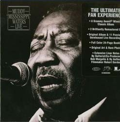 """Muddy Waters - Muddy """"Mississippi"""" Waters Live (Legacy CD - E2K86559"""