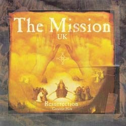 The Mission - Resurrection (Greatest Hits) CD - EAGCD055
