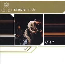 Simple Minds - Cry CD - EAGCD196
