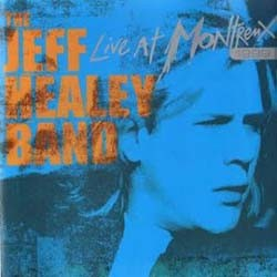 The Jeff Healey Band - Live At Montreux (1999) CD - EAGCD295