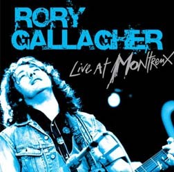 Rory Gallagher - Live At Montreux CD - EAGCD336