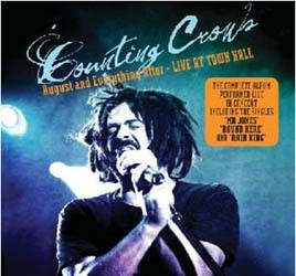 Counting Crows - August And Everything After- Live At Town Hall CD - EAGCD447