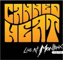 Canned Heat - Live At Montreux 1973 CD - EAGCD450