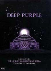 Deep Purple - In Concert With The Lso DVD - EAGDV002