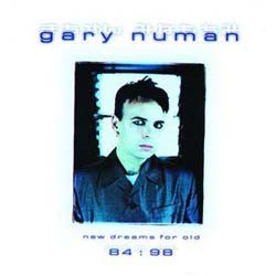 Gary Numan - New Dreams For Old CD - EAMCD096