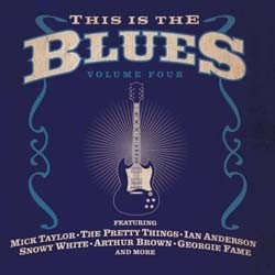 This Is The Blues Vol 4 CD - EAMCD420