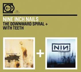 Nine Inch Nails - 2For1: The Downward Spiral / With Teeth CD - 06007 5326080