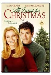 All I Want For Christmas DVD - EC100071 DVDP