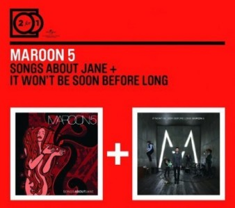 Maroon 5 - 2 For 1: Songs About Jane / It Won't Be Soon Before Long CD - 06007 5326141