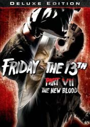 Friday The 13Th Part 7 - The New Blood DVD - EC101044 DVD