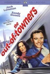 The Out Of Towners (1970) DVD - EC102022 DVDP