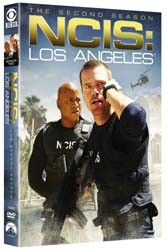 Ncis Los Angeles Season 2 DVD - EC120127 DVDP