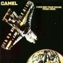 Camel - Can See Your Hous From Here CD - ECLEC 2158
