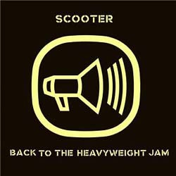 Scooter - Back To The Heavyweight Jam CD - EDCD 10