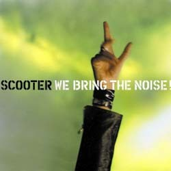 Scooter - We Bring The Noise CD - EDCD 22