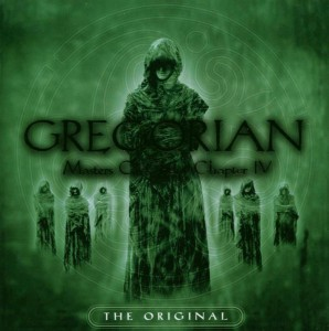 Gregorian - Masters Of Chant Chapter IV CD - EDCD33