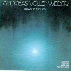 Andreas Vollenweider - Down To The Moon CD - EDCD49