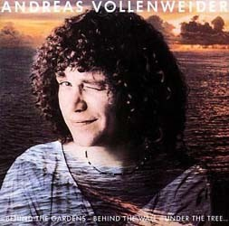Andreas Vollenweider - Behind The Garden Behind The Wall CD - EDCD55