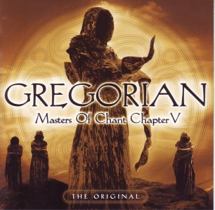 Gregorian - Masters Of Chant Chapter V CD - EDCD62