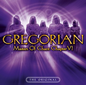 Gregorian - Masters Of Chant Chapter VI CD - EDCD70