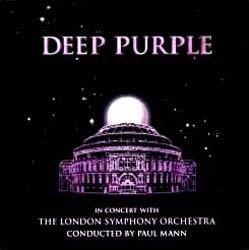 Deep Purple - In Concert With The London Symphony Orch CD - EDGCD124